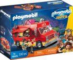 Playmobil Playmobil - The Movie 70075 Del büfékocsija