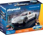 Playmobil Playmobil - The Movie 70078 Rex Dasher és a Porsche Mission E
