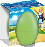 Playmobil Kiegészítők 70083 Libapásztor lány húsvéti tojásban