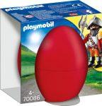 Playmobil Kiegészítők 70086 Katona ágyúval húsvéti tojásban