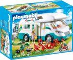 Playmobil Family Fun 70088 Családi lakóautó