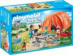 Playmobil 70089 Családi kemping