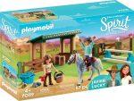 Playmobil 70119 Lucky & Javier