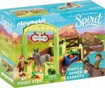 Playmobil Spirit Riding Free 70120 Snips & Répa úr