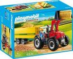 Playmobil Country 70131 Traktor pótkocsival