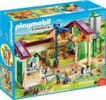 Playmobil Country 70132 Nagy farm Silóval