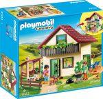 Playmobil Country 70133 Vidéki házikó