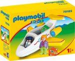 Playmobil 70185 1-2-3 Utasszállító repülőgép
