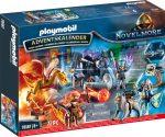 Playmobil Novelmore 70187 Adventi naptár - Csata a mágikus kőért