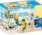 Playmobil City Life 70192 Gyerek betegszoba