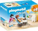Playmobil City Life 70198 Beim Facharzt: Zahnarzt