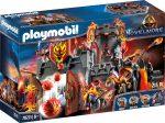 Playmobil Novelmore 70221 Burnham raiders erőd