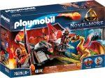 Playmobil Novelmore 70226 Burnham Raiders: A sárlány harci edzése