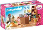 Playmobil Heidi 70257 A Keller család falusi boltja