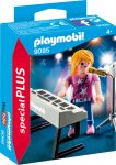 Playmobil 9095 Énekesnő szintetizátorral