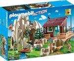 Playmobil 9126 Hegymászó hegyi kunyhóval