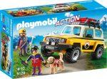 Playmobil 9128 Hegyi mentők terepjáróval