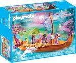 Playmobil 9133 Romantikus tündérhajó
