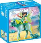Playmobil 9137 Vizitündér Aquarius lóval
