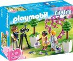 Playmobil 9230 Fotós és virágszóró gyerekek