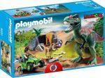 Playmobil 9231 T-Rex támadás