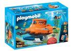 Playmobil 9234 Tengeralattjáró víz alatti motorral