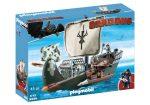 Playmobil 9244 Drákó hajója