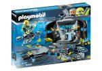Playmobil 9250 Dr. Drone irányítóterme