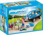 Playmobil 9278 Mobil kutyaszalon