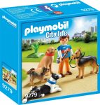 Playmobil 9279 Kutykiképző kutyákkal