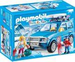 Playmobil 9281 Autó tetőboxxal