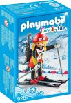 Playmobil 9287 Biathlonos nő