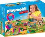 Playmobil 9331 Játszólap - Pony kirándulás