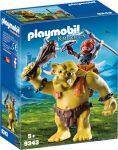 Playmobil 9343 Törpehordozó troll