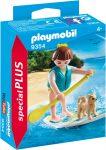 Playmobil 9354 Paddlingező kutyával