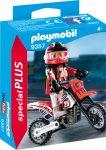 Playmobil 9357 Motocross versenyző
