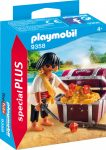 Playmobil 9358 Kalóz kincsesládával