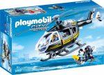 Playmobil 9363 Rendőrségi helikopter