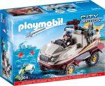 Playmobil 9364 Kétéltű jármű