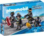 Playmobil 9365 Rendőrségi rohamosztag