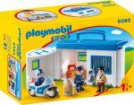 Playmobil 9382 Hordozható rendőrállomás