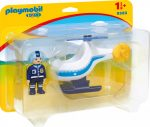 Playmobil 9383 Rendőr helikopter