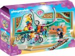 Playmobil 9402 Kerékpáros és gördeszkás üzlet
