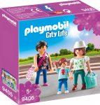 Playmobil 9405 Vásárló lányok
