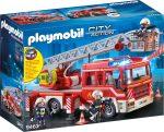 Playmobil 9463 Tűzoltóautó emelőkosárral