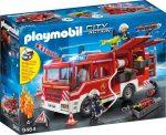Playmobil 9464 Tűzoltóautó - Műszaki mentőjármű