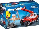 Playmobil 9465 Tűzoltósági emelőgép