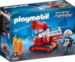 Playmobil 9467 Tűzoltó robot