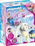 Playmobil 9473 Troll szánkóval