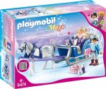 Playmobil 9474 A kiályi pár szánja